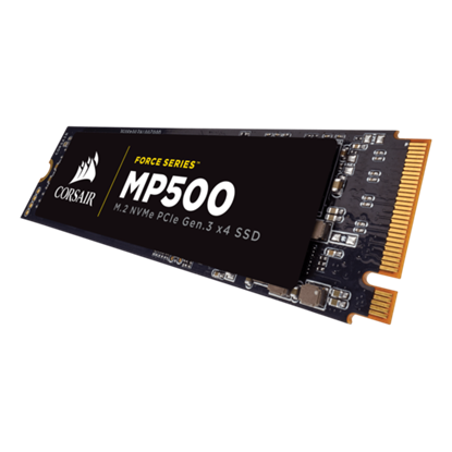 Picture of Corsair SSD Force MP510 240GB, M.2 PCIe Gen3 x4 NVMe, 3100/1050 MB/s