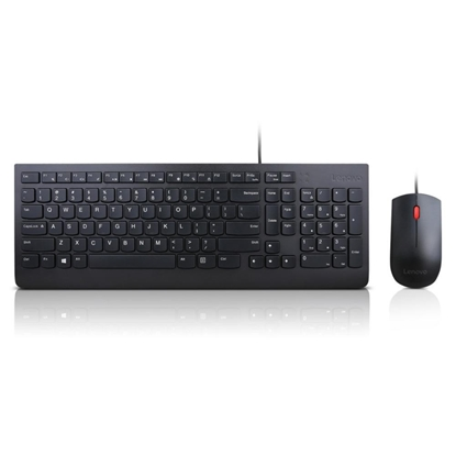 Изображение Lenovo 4X30L79883 keyboard USB QWERTY US English Black