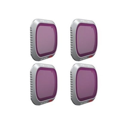 Picture of PGYTECH Filter Combo 4-Pack  PRO ND for DJI Mavic 2 Pro