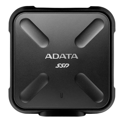 Picture of ADATA SD700 Ext SSD 256GB USB 3.1 Black