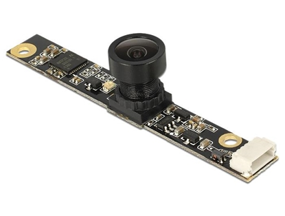 Picture of Delock USB 2.0 IR Camera Module 5.04 mega pixel 80 V5 fix focus