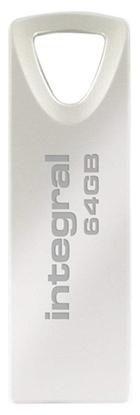 Изображение Flashdrive Integral ARC 64GB metal USB 2.0