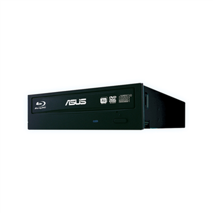 Attēls no Asus BW-16D1HT Internal, Interface SATA, Blu-Ray, CD read speed 48 x, CD write speed 48 x, Black, Desktop