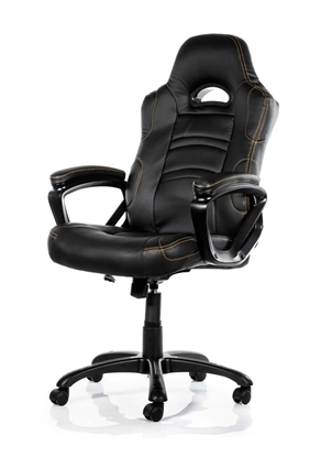 Attēls no Arozzi Enzo Gaming Chair - Black