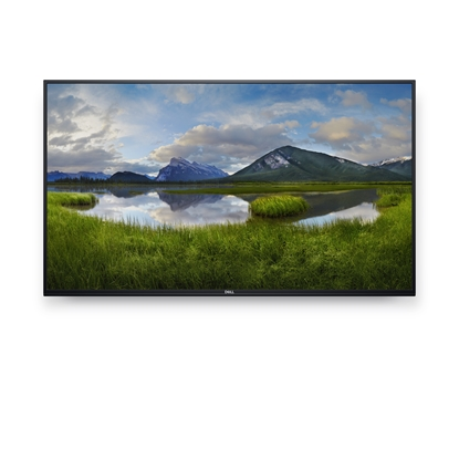 "Attēls no Dell LCD C5519Q 129.7cm(55"")FullHD/Antiglare/16:9/3840x2160/350cdm2/8ms/178-178/2xHDMI,1xDP,8xUSB/VESA/Black"