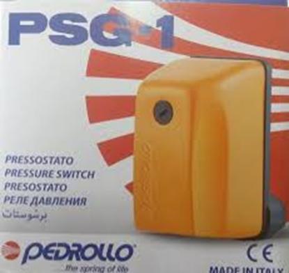 Attēls no PEDROLLO Spiediena relejs PSG-1 1-5 bar 1/4''
