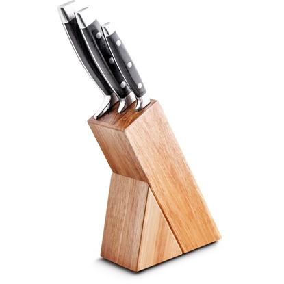 Attēls no DAMAS LT 2057 Zestaw noży kutych ze stali nierdzewnej