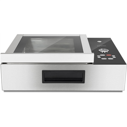 Picture of Caso Chamber Vacuum sealer VacuChef SlimLine Power 400 W, Stainless steel