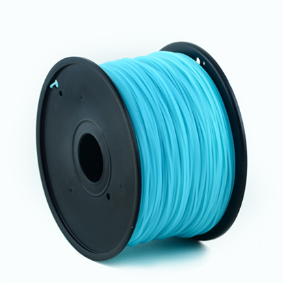 Picture of Flashforge ABS plastic filament for 3D printers 1.75 mm diameter, 1kg/spool, Luminous Blue