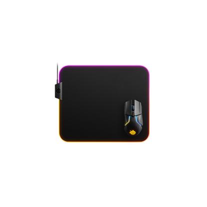 Изображение SteelSeries XL Gaming Mouse Pad, QCK Prism, Black