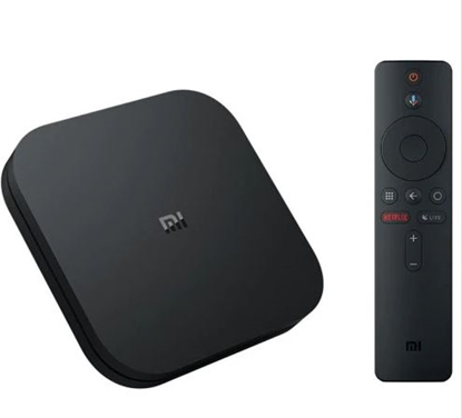 Изображение Xiaomi Mi TV Box S black (MDZ-22-AB)