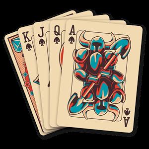 Attēls attiecas uz kategoriju Kārtis un kāršu spēles
