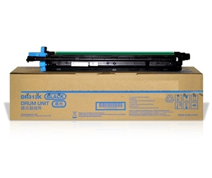 Attēls no Drum Unit Konica Minolta DR-313K | 90000 pages | Black | Bizhub C258 C308 C368