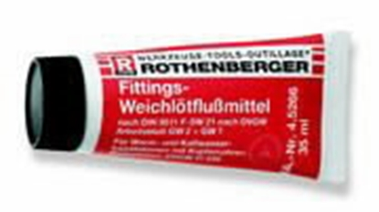Attēls no ROTHENBERGER Soft Solder Flux 35 g,