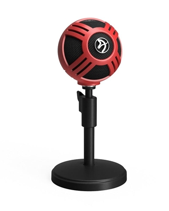 Picture of Arozzi Sfera Microphone - Red Arozzi