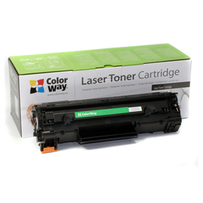 Attēls no ColorWay CW-C052EU Toner cartridge, Black