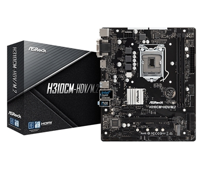 Picture of ASRock H310CM-HDV/M.2