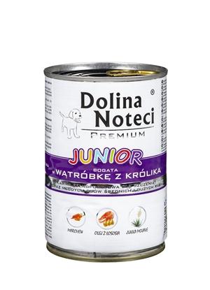 Attēls no Feed DOLINA NOTECI Premium Junior Wątróbka z Królika (0,40 kg )