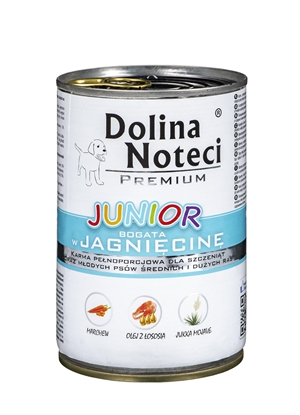 Attēls no Feed DOLINA NOTECI Premium Junior Jagnięcina (0,40 kg )