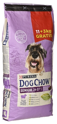 Attēls no Feed PURINA NESTLE Dog Chow Senior Jagnięcina (14 kg )