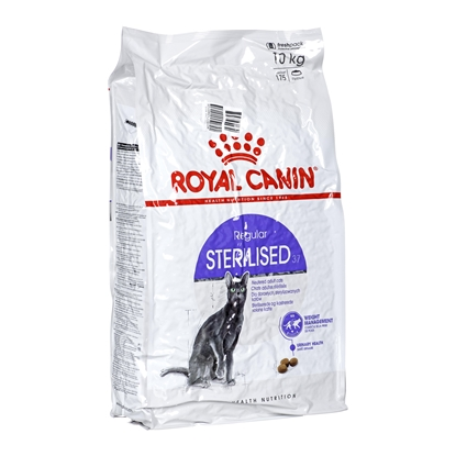 Attēls no Feed Royal Canin FHN Sterilised (10 kg )