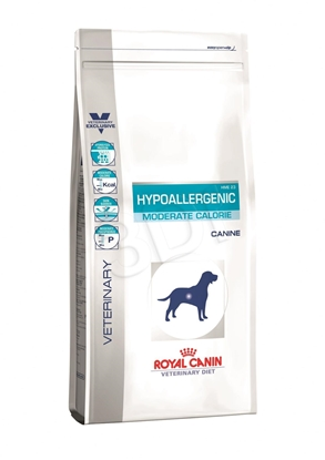 Attēls no Feed Royal Canin Hypoallergenic Moderate Calorie (7 kg )