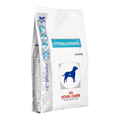 Attēls no Feed Royal Canin Veterinary Hypoallergenic Dry Dog (14 kg )