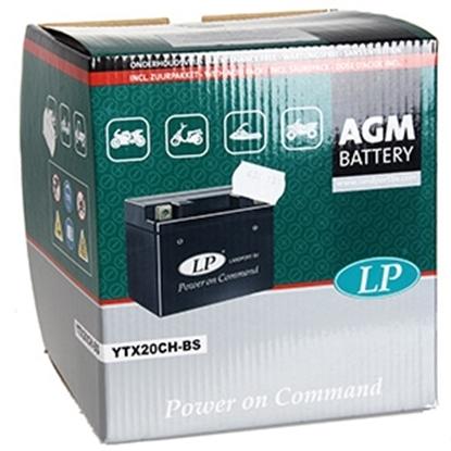 Picture of Akumulators 12V/18Ah LFFi AKB 150x87x161 L