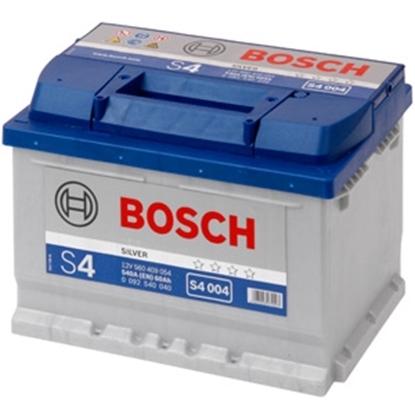 Изображение Akumulators Bosch S4004 60Ah 540A