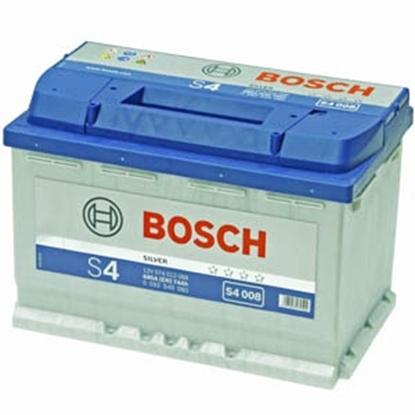 Изображение Akumulators Bosch S4009 74Ah 680A