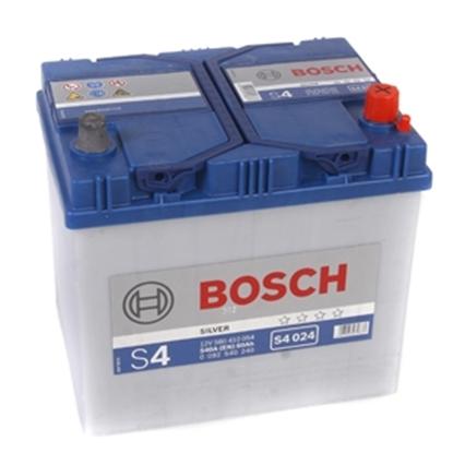 Изображение Akumulators Bosch S4024 60Ah 540A
