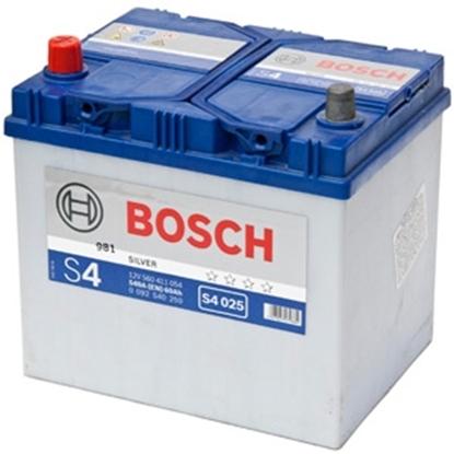 Изображение Akumulators Bosch S4025 60Ah 540A