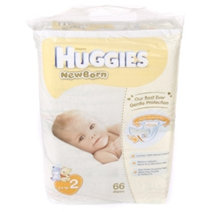 Attēls no Autiņbiksītes Huggies Elite Soft Newborn 4-7kg 66gb