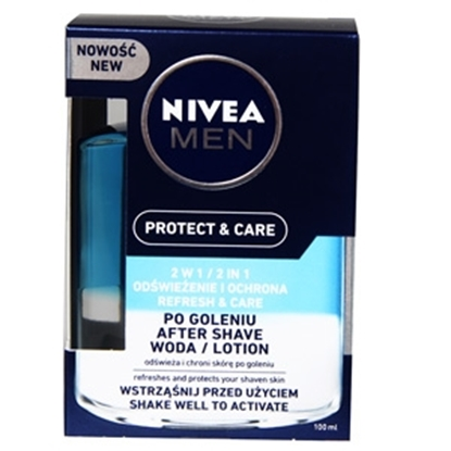 Attēls no Balzams pēc skūš.Nivea for Men 2in1 100ml