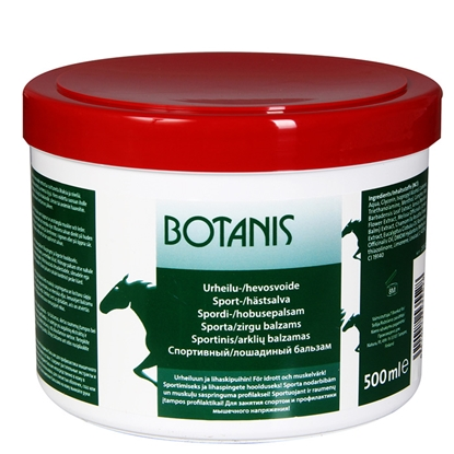 Picture of Balzams sporta/zirgu Botanis 500ml