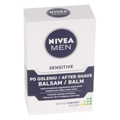 Picture of Balzāms pēc skūšanās Nivea Sensitive 100ml