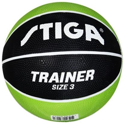Attēls no Basketbola bumba Stiga Trainer 3izm.