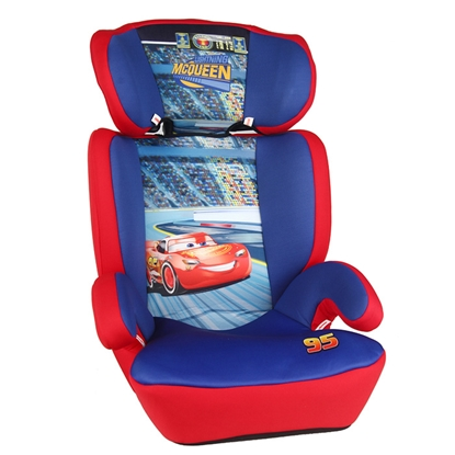 Picture of Bērnu autokrēsls Disney Cars 3 15-36kg
