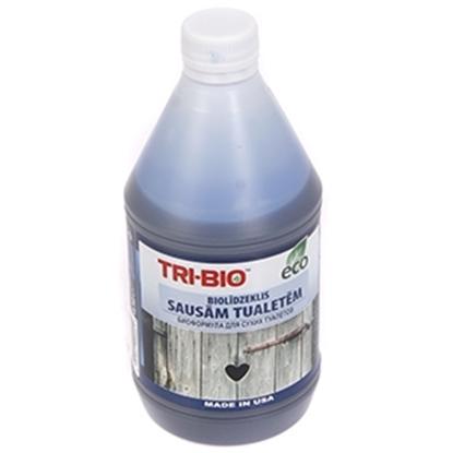 Изображение Biolīdzeklis sausajām tualetēm Tri-Bio 500ml