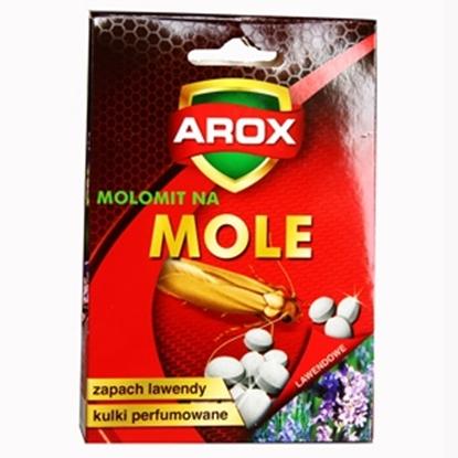 Attēls no Bumbiņas pret drēbju kodēm Arox ar lavandas smaržu 100g
