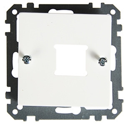 Picture of Centrplate 1xRJ45 LexCom