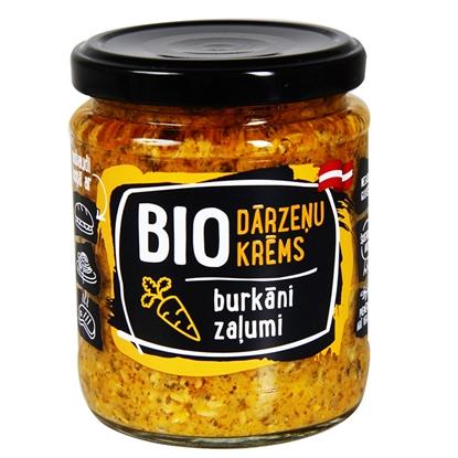 Picture of Dārzeņu krēms Rūdolfs Bio burkāni, zaļumi 235g
