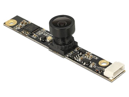 Attēls no Delock USB 2.0 Camera Module 3.14 mega pixel 80° V5 fix focus