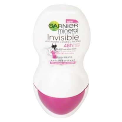 Attēls no Dezodorants Garnier Invisible BWC 50ml