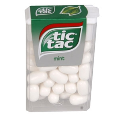 Picture of Dražejas Tic Tac Mint 18g