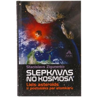 Изображение Grāmata Slepkavas no kosmosa