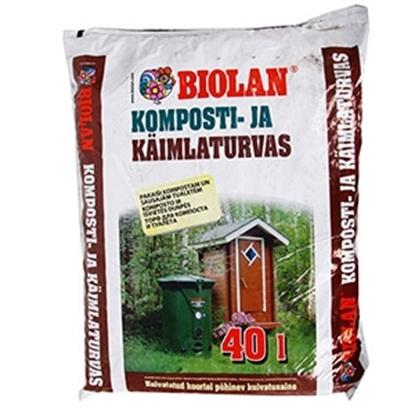 Attēls no Kompostētājs Biolan 40l