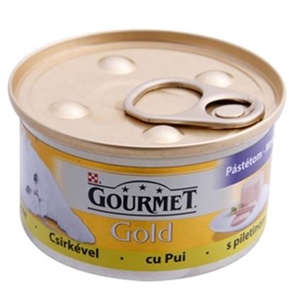 Attēls no Konservi kaķiem Gourmet Gold past.vista 85g