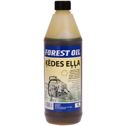 Изображение Ķēžu eļļa 1L Forest Oil