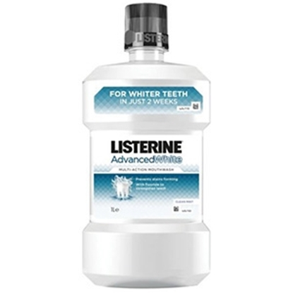 Picture of Mutes dob.skal.līdz.Listerine Adv.White 500ml